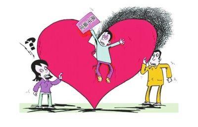 如果我丈夫有外遇并拒绝离婚怎么办
