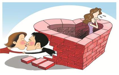 出轨结婚是否非法?